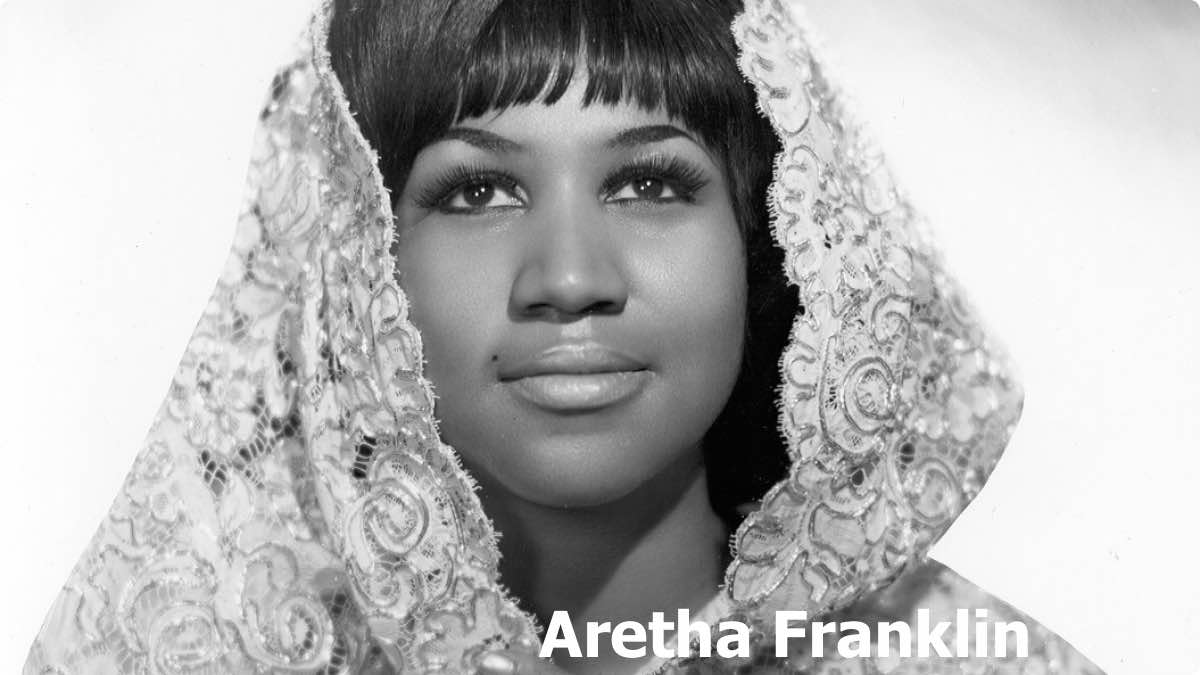 Aretha Franklin Note Libere Soul Pop Rock Energheia WebTV