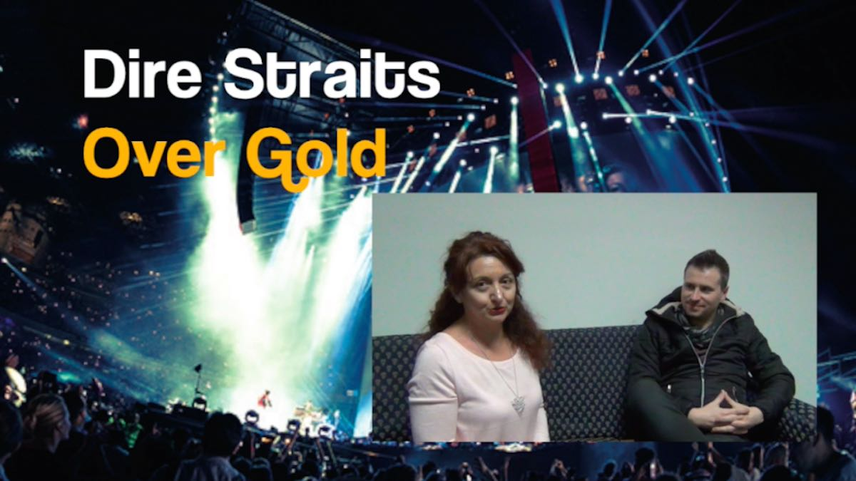 Dire Straits Over Gold Tribute band Note Libere Energheia Playa Latina WebTV