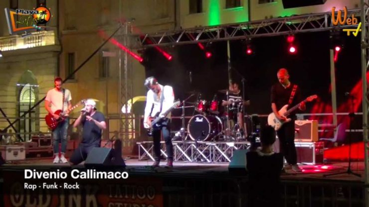 Divenio Callimaco Yount ML Band Emergenti Note Libere Energheia WebTV Playa Latina