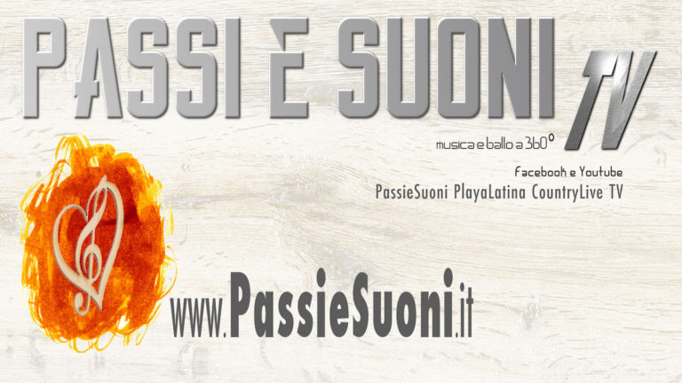 Passi e Suoni TV home logo