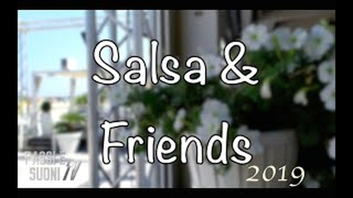 BBK salsa and friends 2019 passi e suoni tv logo