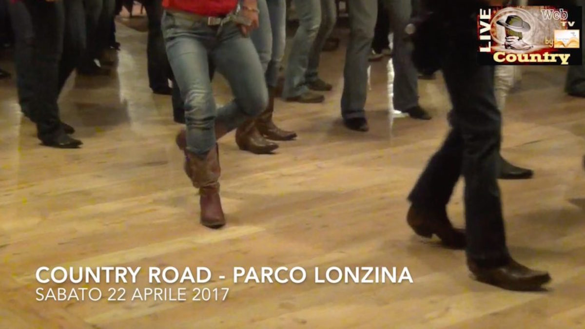 Country Road LIVE Crazy Bulls 2017 country live tv tiziana tozzola