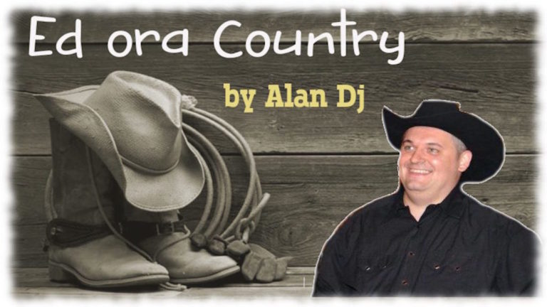Ed ora Country con Alan Dj Country Live TV Tiziana Tozzola