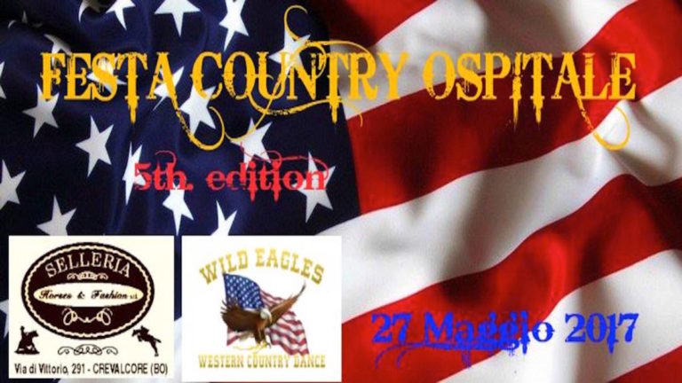 Festa Country Ospitale 2017 country live tv tiziana tozzola