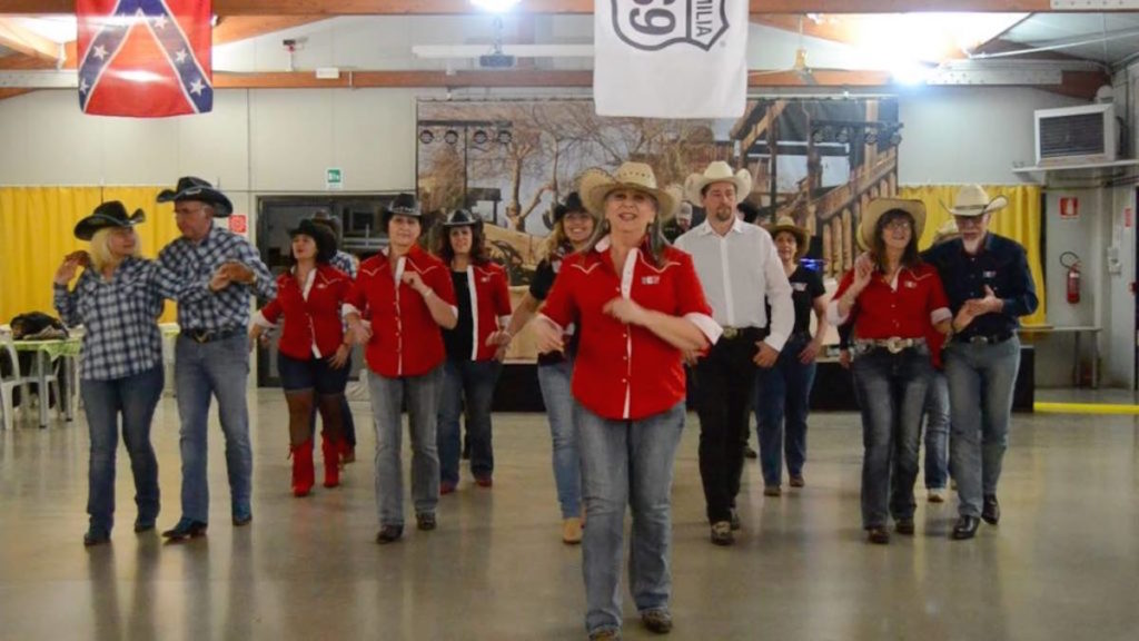 country line dance marilu teseo italian country family coreografie country