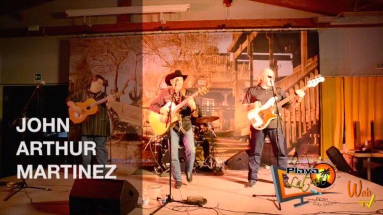 John Arthur Martinez live 2016 country live tv tiziana tozzola