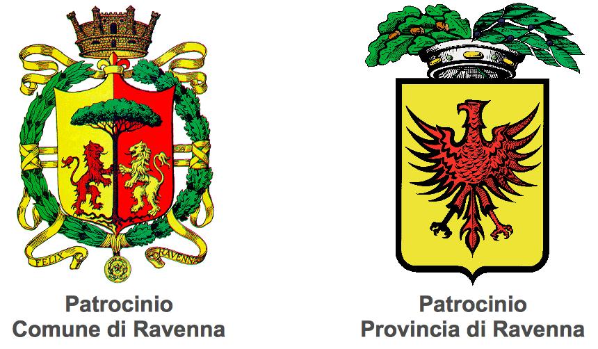 Patrocinio Comune di Ravenna Provincia di Ravenna Playa Latina 2013
