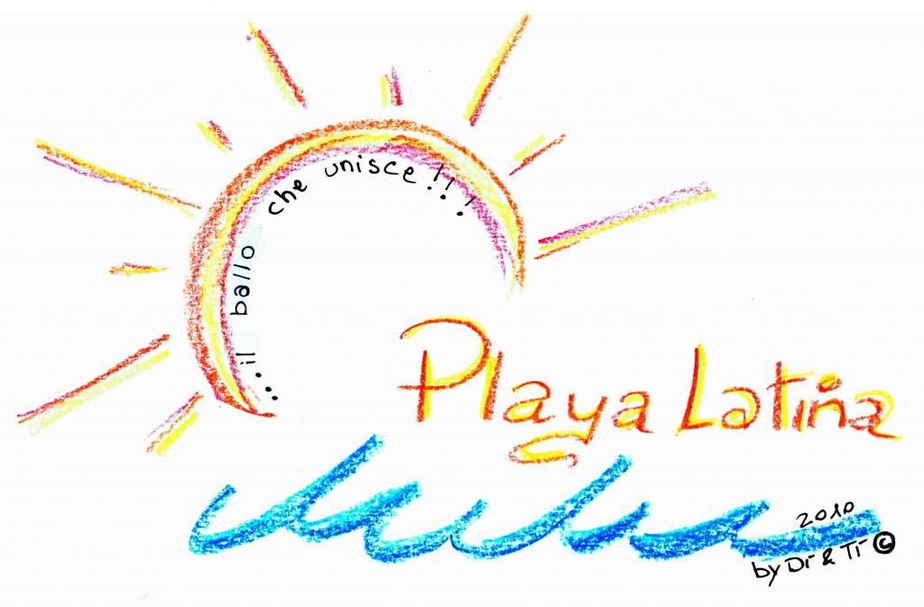 Playa Latina 2010 Tiziana Tozzola logo