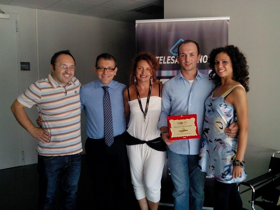 Playa Latina 2014 3 Leonello viale Radio Bruno Ritmo Danza Musica Maestro Telesanterno Tiziana Tozzola