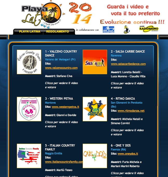 Playa Latina 2014 3 Leonello viale Radio Bruno Tiziana Tozzola 3