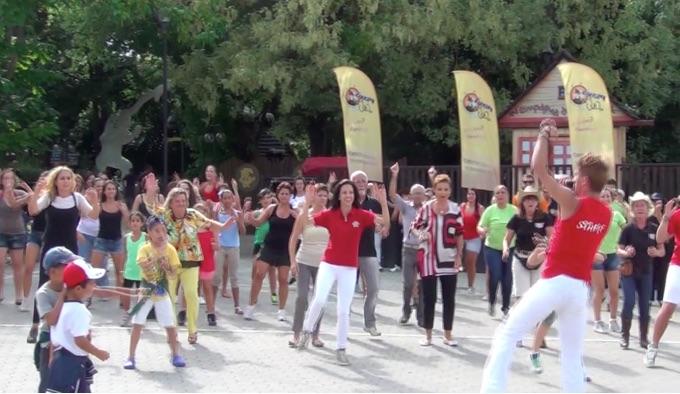Playa Latina 2014 Festa Finale Mirabilandia Tiziana Tozzola
