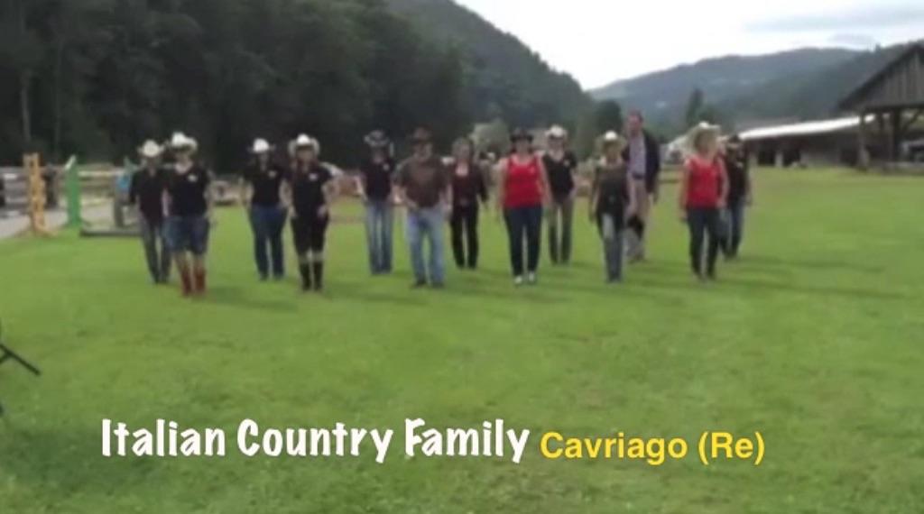 Playa Latina 2014 Italian Country Family Tiziana Tozzola sigla Caiman