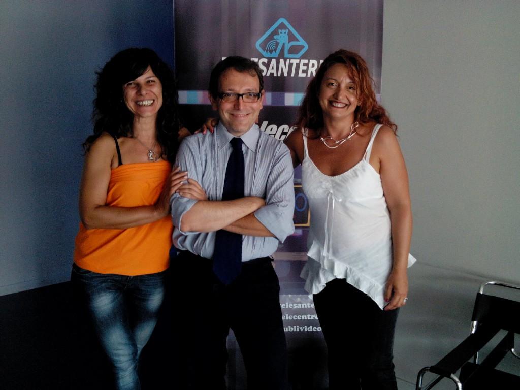 Playa Latina 2014 One y Dos Musica Maestro Telesanterno Tiziana Tozzola