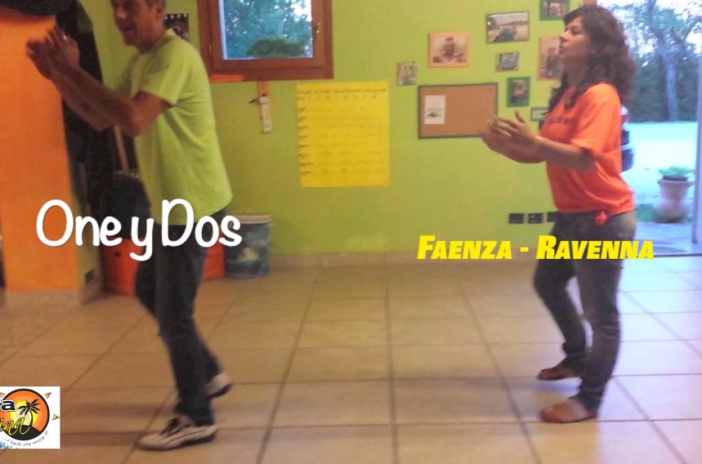 Playa Latina 2014 One y Dos Tiziana Tozzola sigla Caiman