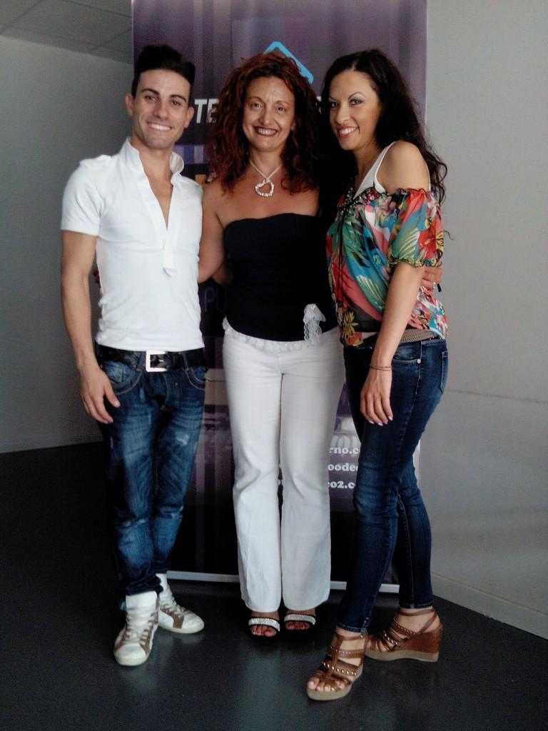 Playa Latina 2014 Serena Monari Omar Ravaioli Musica Maestro Telesanterno Tiziana Tozzola