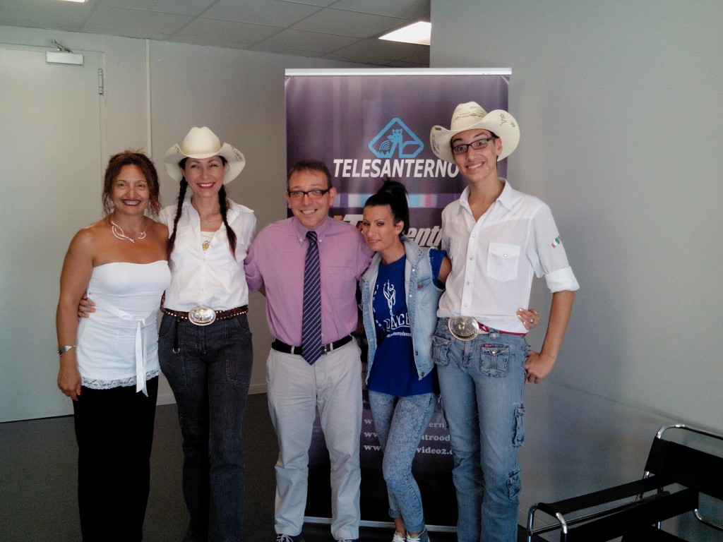 Playa Latina 2014 Tex Arizona Ranch Academy Dance Musica Maestro Telesanterno