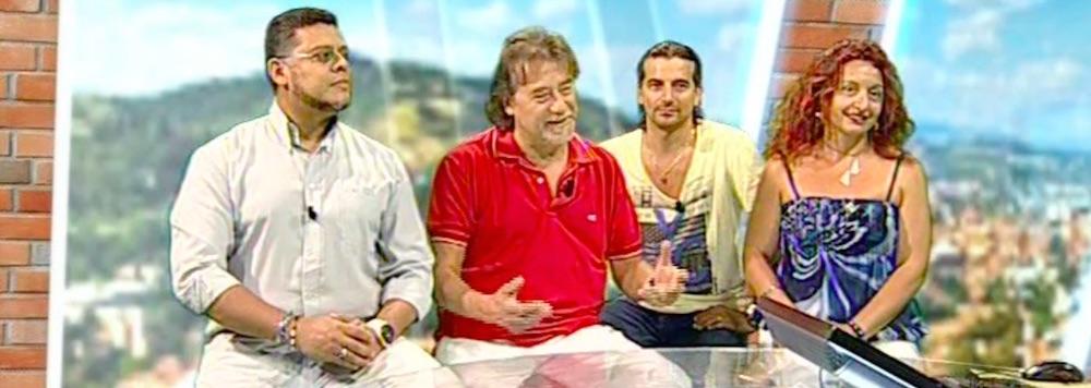 Playa Latina 2014 Tiziana Tozzola la sigla dei Caiman Musica Maestro Telesanterno 2