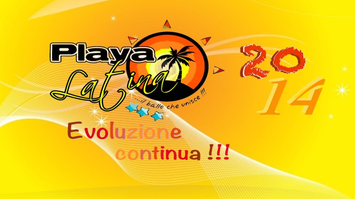 Playa Latina 2014 Tiziana Tozzola logo