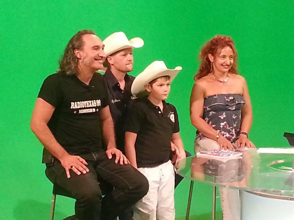 Playa Latina 2014 Valceno Country Dance Mirco Cattani Tiziana Tozzola Musica Maestro Telesanterno