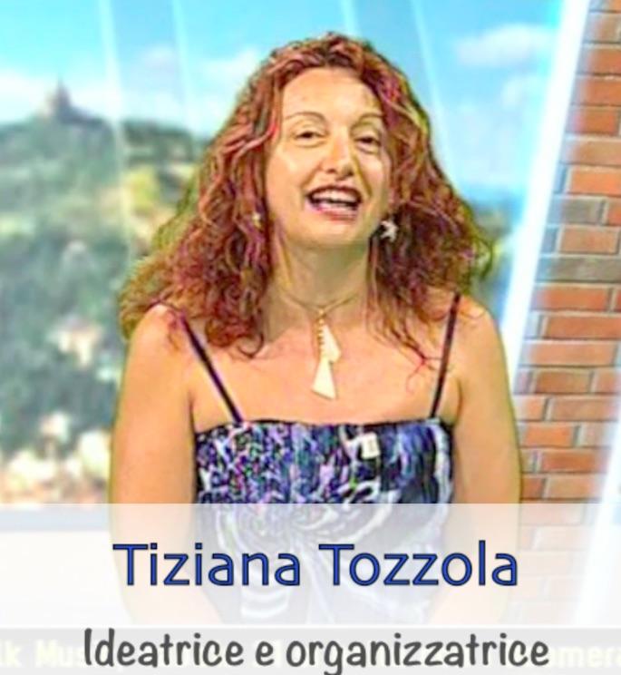 Playa latina 2014 Tiziana Tozzola Telesanterno Musica Maestro