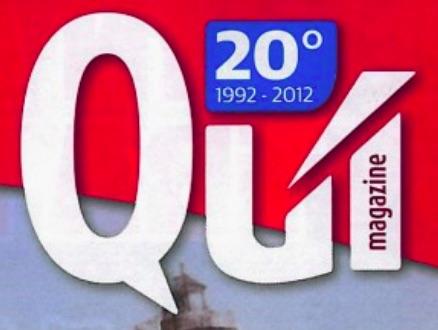 Qui magazine Playa Latina 2012 Tiziana Tozzola logo
